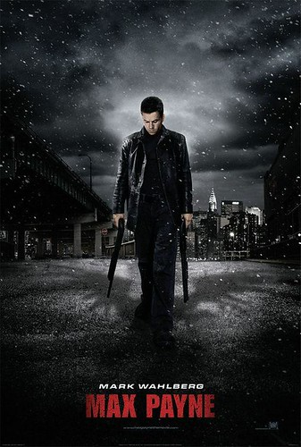 Max Payne Movie Poster
