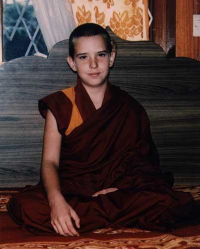 Tenzin Ösel Rinpoche