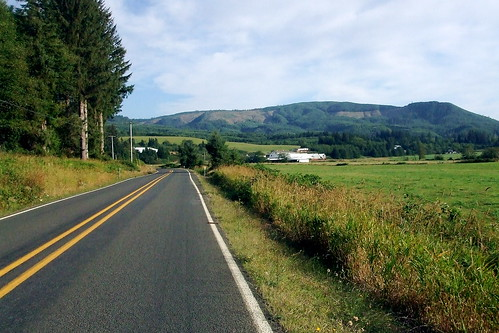 Entering Tillamook County