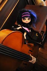 Cello and Kurlz!!!