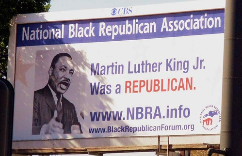 MLK billboard