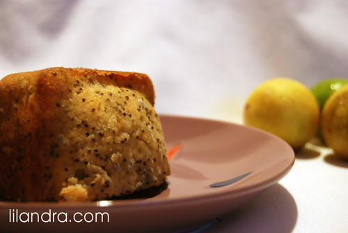Click: Lime Poppyseed Pound Cake