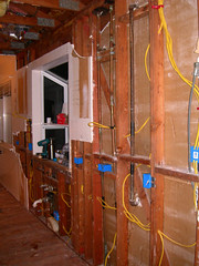 Sink Wall Wiring
