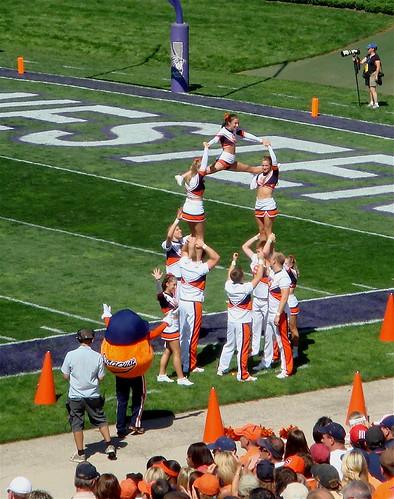 Rah rah Syracuse!