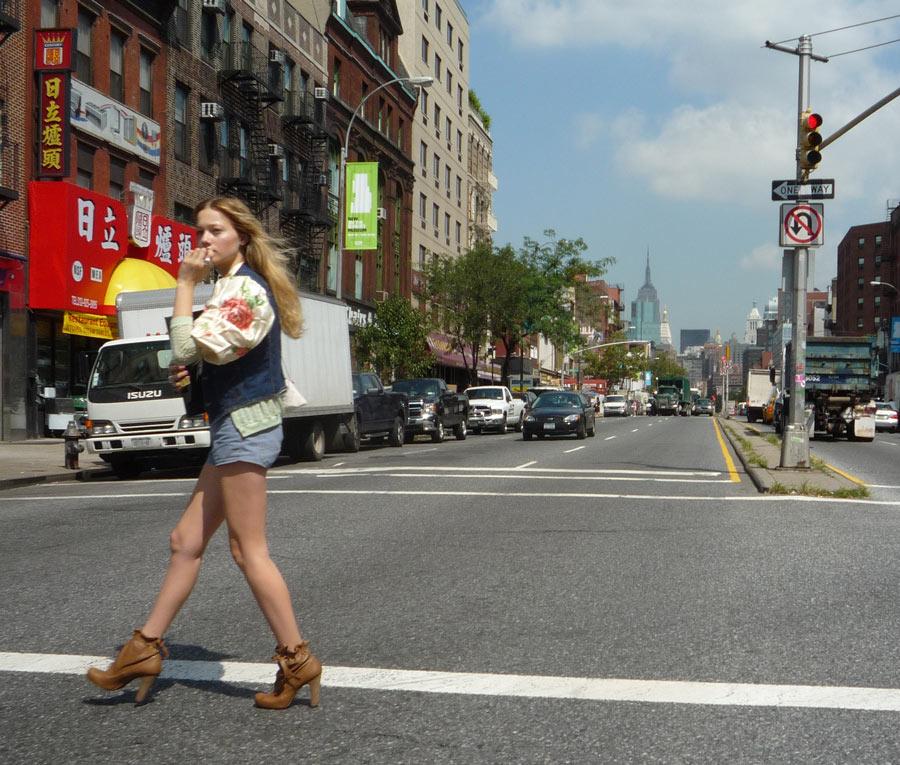 Bowery Heels