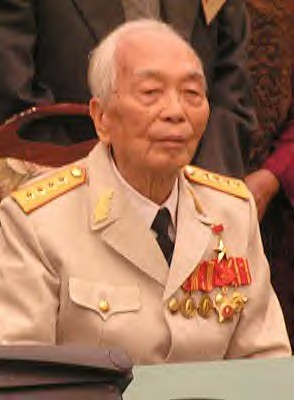 General Vo Nguyen Giap of the Vietnam People's Army has recently celebrated his 100th birthday. General Giap, a revolutionary journalist and military tactician, is respected throughout the world. by Pan-African News Wire File Photos