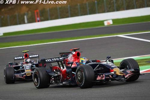 [運動] 2008年F1比利時站:這就是F1的本質 (9)