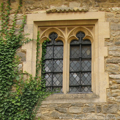 Chantry Chapel window
