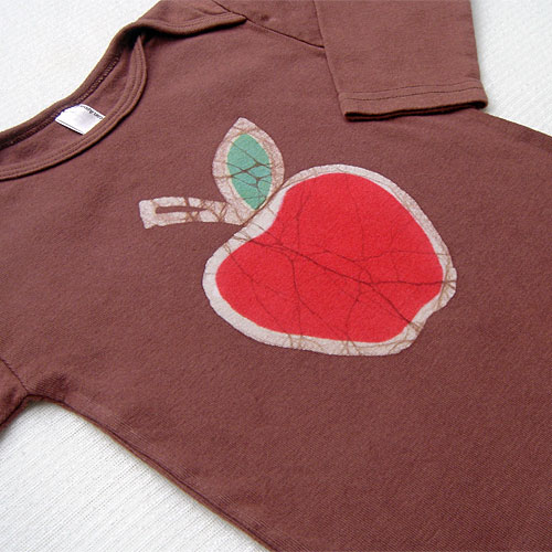 Apple Tee for True Colors