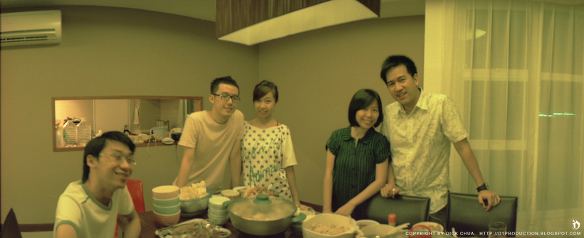 Yong Hao Bday Party