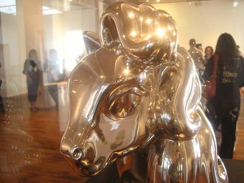 Silver Pony
