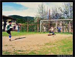 Fubol de Campo (cespedesenelmaule) Tags: chile fuji lara futbol cristian talca maule penal ramal toconey s5700