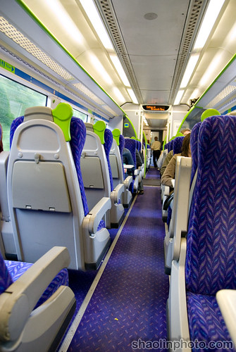 British Rail Train