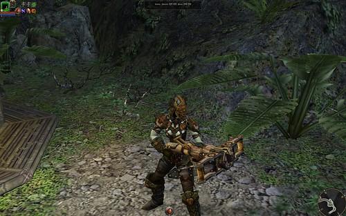 Watcher Armour