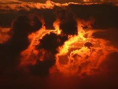 Puesta de sol en Villa Caletas VI (leftwing1974) Tags: ocean sunset sky costa sol contraluz pacific rica cielo villa punta puesta pacfico leona caletas ocano