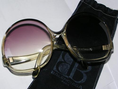 Solglasögon från Balenciaga