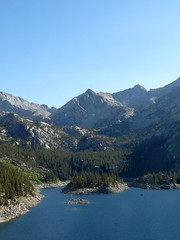 South lake (datta_sid) Tags: mountain lake easternsierras