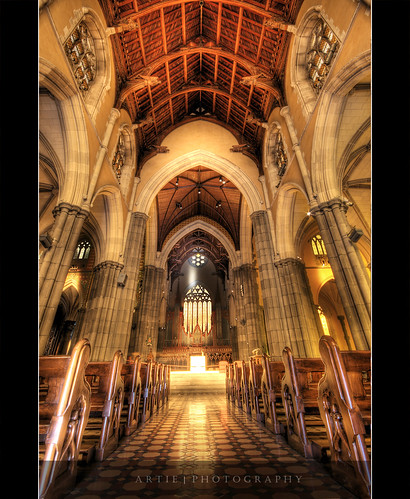 St Patrick's Cathedral, Melbourne (II) :: HDR
