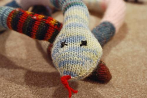 Yarn Snakes