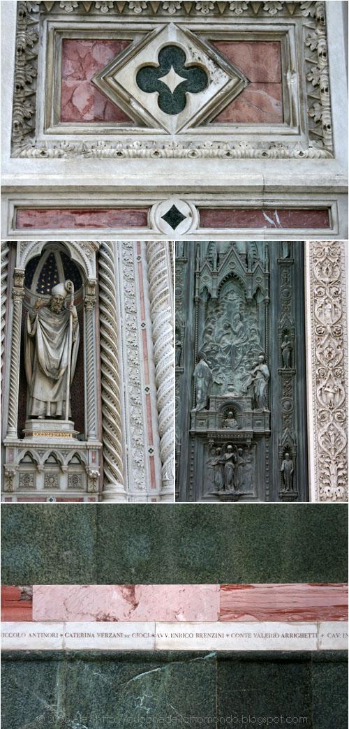 Duomo dettagli
