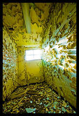 Northville Psychiatric Hospital-07 (Sebastian T.) Tags: urban building abandoned trash hospital peeling paint decay ruin sanatorium asylum deserted dilapidated psychiatric bej totalphoto