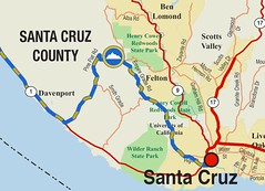 2009 Tour of California Stage 2 Santa Cruz County