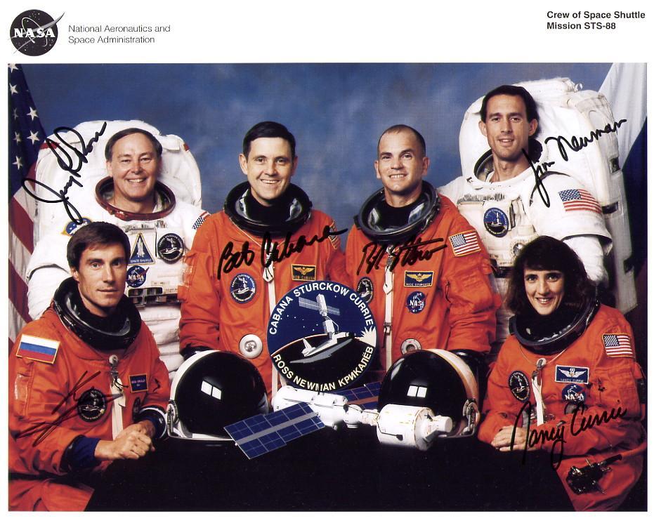 1998 / 1er amarrage Navette à l'ISS / STS-88 3085878618_cf64f7e983_o