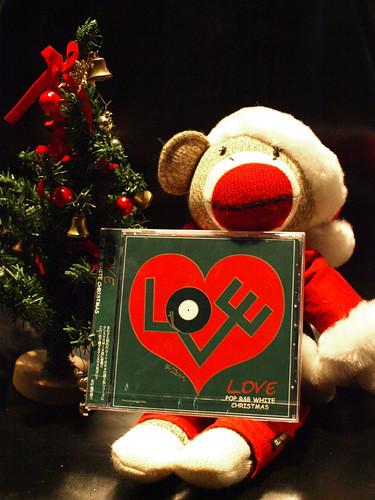"DJ TORA / LOVE ""White Christmas"""