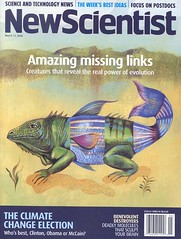 new scientist cover on fishibians