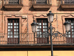 Sevilla (Graa Vargas) Tags: espaa lamp sevilla spain luminria graavargas 2008graavargasallrightsreserved 1800010109