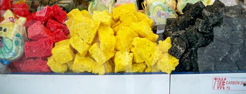 sugar-sponges
