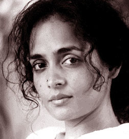 Karachi Diary -  In Love with Arundhati Roy