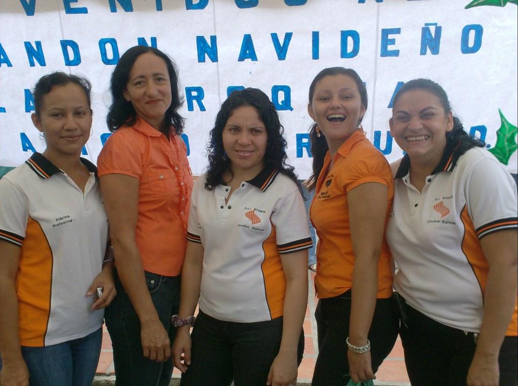 Luz Maria and public schoolteachers