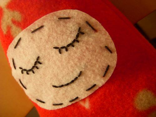 Cuddle Plushie