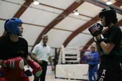 Sfida (Andrea_Oleandri) Tags: kick box sfide