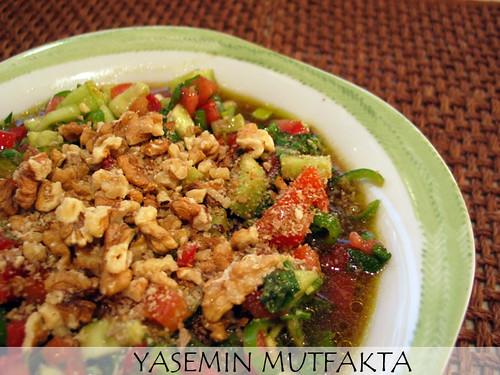 Gavurdağ Salatası