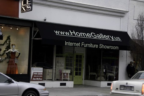 Internet Furniture Showroom