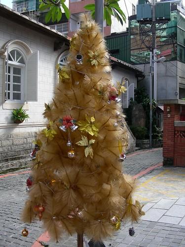 淡水教會-聖誕樹