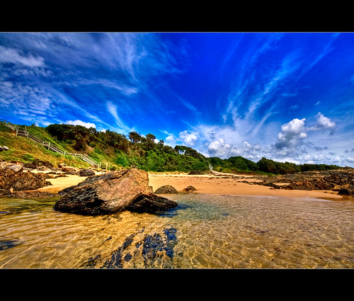 Sawtell Beach, NSW