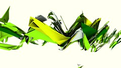 GMF_01 (tsaworks_martin bttger) Tags: motion green geometric yellow digital landscape 3d mix waves graphic maya style twist fluid tsa animation fusion electronic polygon transform fusions sine motiongraphic tsaworks martinbttger