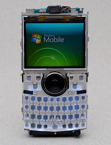 Samsung BlackJack II breakdown