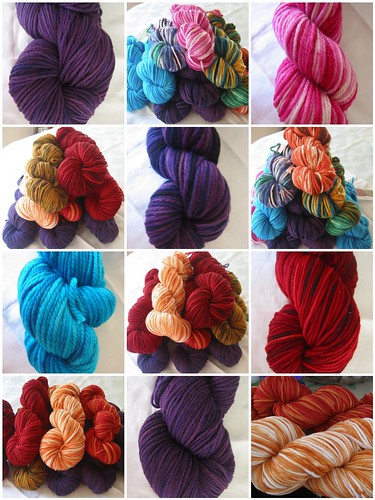 Superworsted and Grande