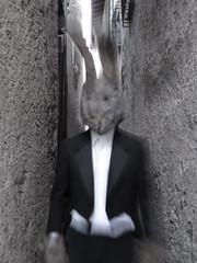 Lapin a Biacesa (scorre) (bellimarco) Tags: light shadow red color rabbit eye ex canon colore mask conejo garage magic ghost knife piscina ombre occhi demon devil marco mago rosso belli fantasma luce lapin decadence diavolo maschera alchemy deus magia coniglio alchimia drak orrore machina maligno decadenza manichino giudizio surreale cilindro coltelli peloso orecchie panno povia demone malefico cattedra 40d evocazione feticcio biacesa incula perlomeno