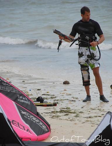 Bulabog Beach Kite Boarding 3