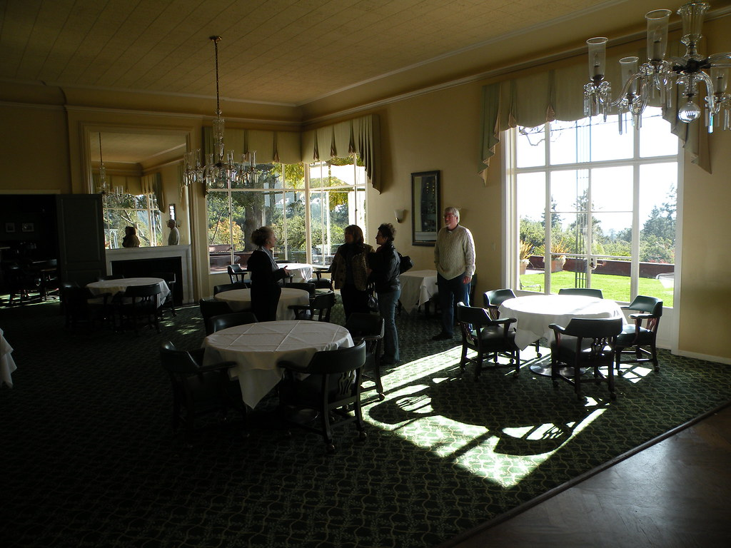Hollins House - Dining Room / View