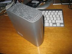 WesternDigital MyBook Studio Edition (nicolaikh) Tags: harddrive externalharddrive wd westerndigital mybook ext3 1tb mybookstudioedition studioedition