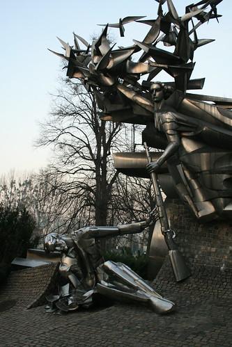Danzig, Denkmal für die getöteten Postbeamten