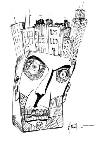 city head