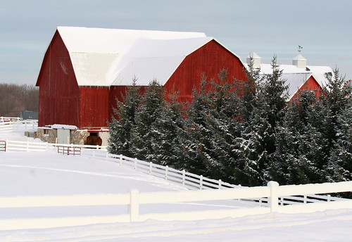 best red barn