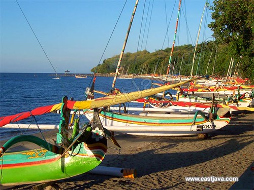 Pasir Putih Beach - Situbondo - East Java